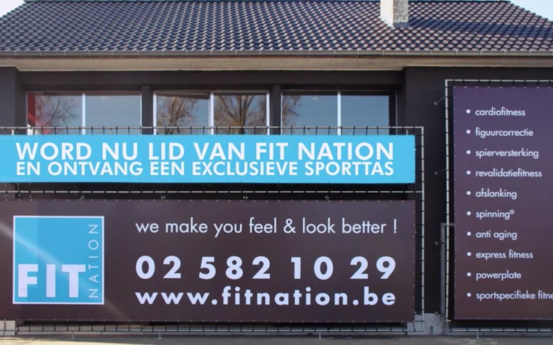 Club in Beeld: Fit Nation  –  Stilstaan is geen optie!