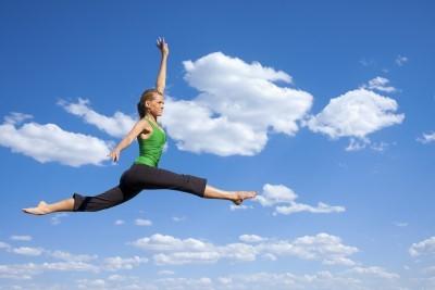 7 tips om slank en vitaal van de lente genieten..!