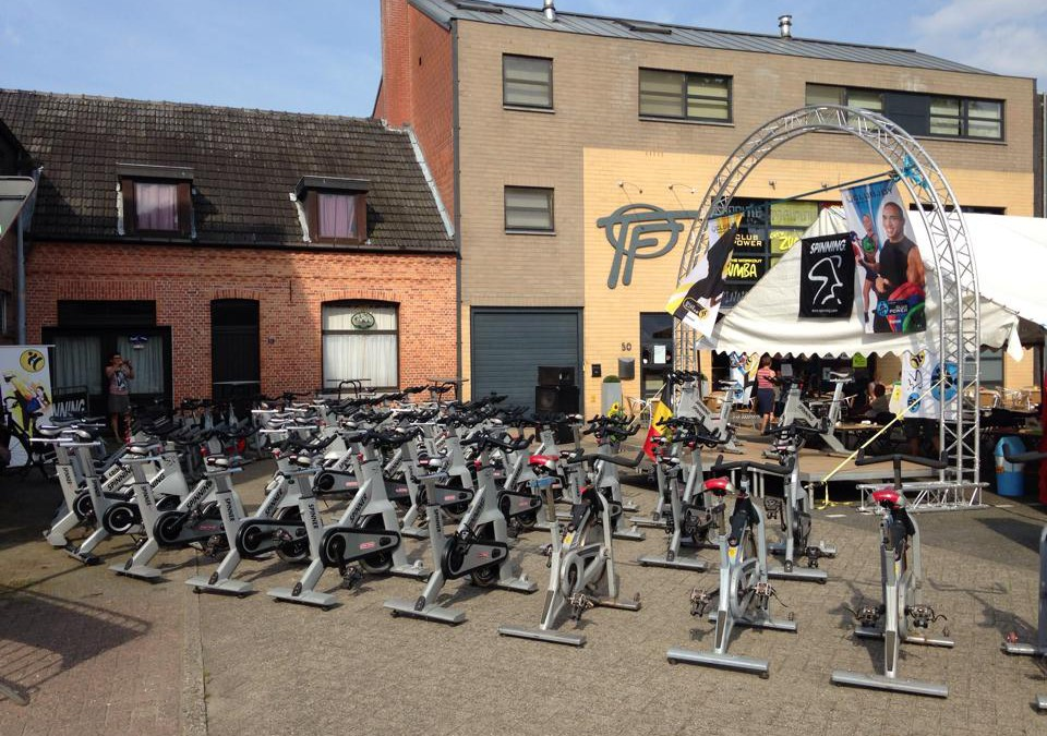 Club in Beeld: TECHNOFIT in Kasterlee
