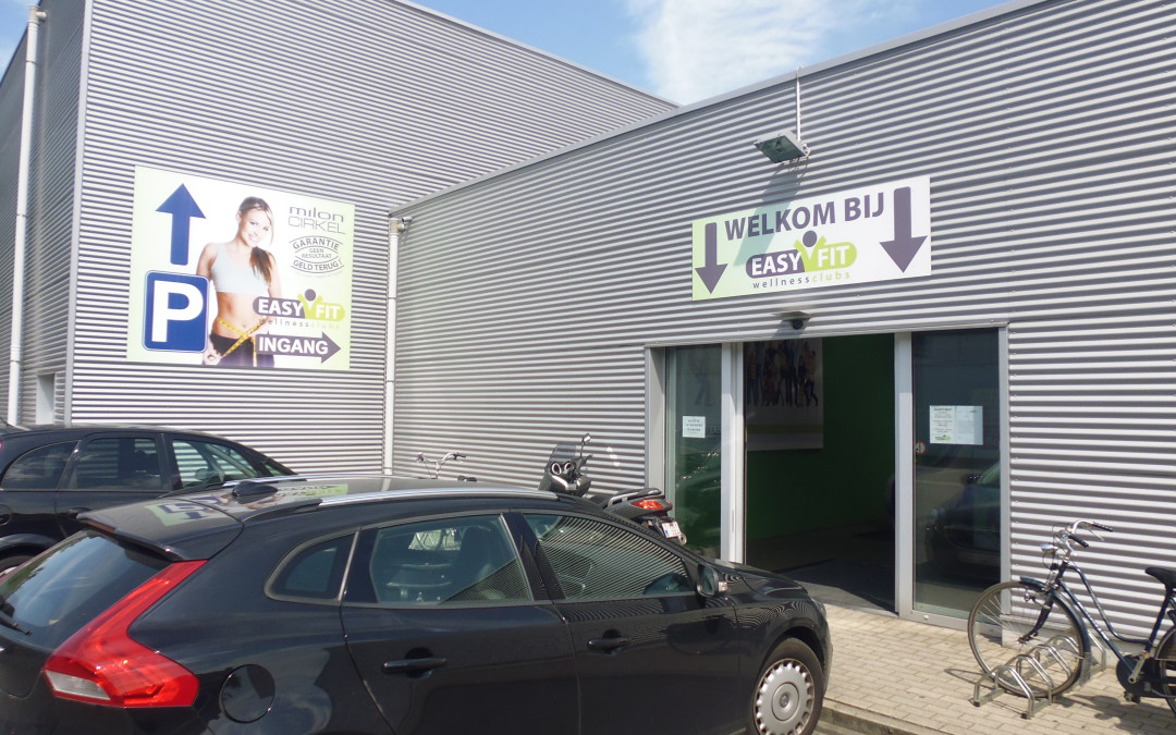 Club in Beeld: EASY FIT GENT