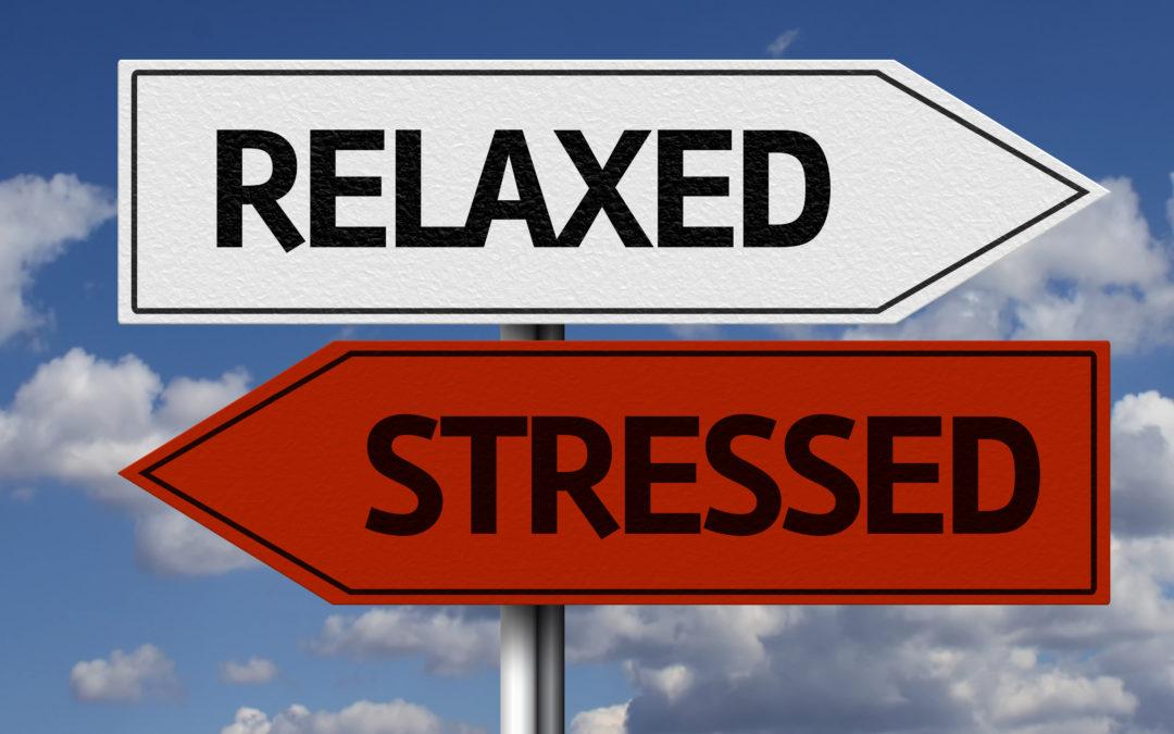 SPORTEN BIJ STRESS